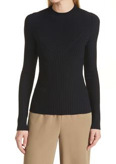 Proenza Schouler Rib Crewneck Sweater