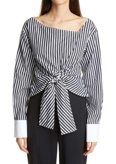 Proenza Schouler Stripe Cotton Top