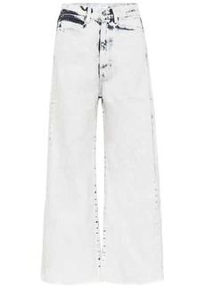 Proenza Schouler Wide-leg high-rise jeans