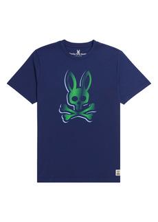 Psycho Bunny Roston Men's Graphic Tee
