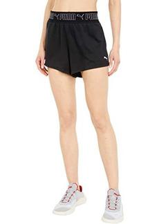 "Puma 3"" Train Elastic Shorts"
