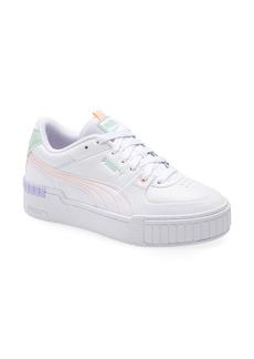 PUMA Cali Sport Pastel Mix Platform Sneaker (Women)