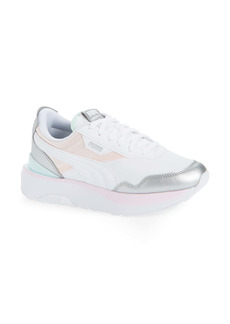 PUMA Cruise Rider Chrome Platform Sneaker (Women)