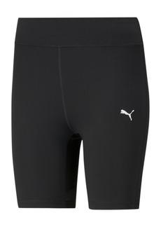 Puma Favorite Logo Mesh Bike Shorts