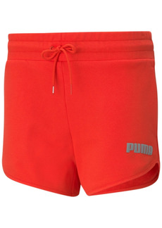 """Puma Women's 3"""" High-Waist Shorts"""