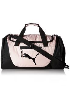PUMA Women's Evercat Candidate Duffel OS black/pink