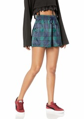 PUMA Women's Fenty Sleepwear Bball Shorts  S