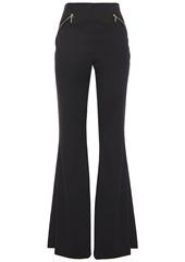 Rachel Zoe Woman Twill Flared Pants Black
