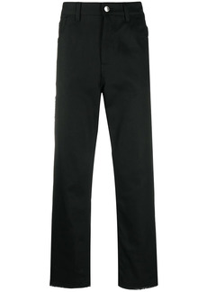 Raf Simons loose-fit straight-leg jeans