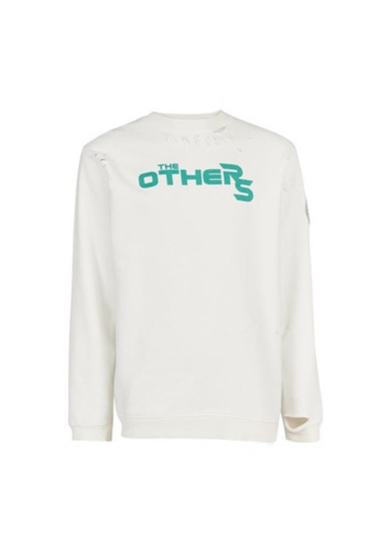 Raf Simons Printed sweatshirt