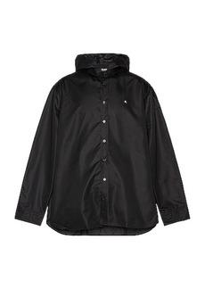 Raf Simons Big Fit R-Shirt With Hood