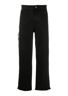 Raf Simons Black Cotton Jeans