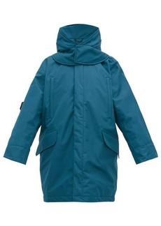 Raf Simons X Templa Oversized padded shell ski jacket