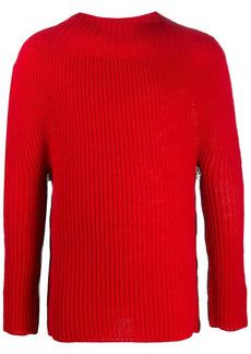 Raf Simons rib-knit jumper