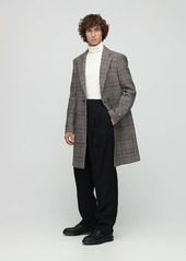 Raf Simons Slim Fit Single Breast Coat