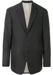 Raf Simons straight fit blazer