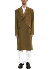 Raf Simons Virgin Wool & Cashmere Coat