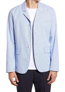 Men's Rag & Bone Parker Stripe Cotton Blazer