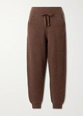 rag & bone Pierce Ribbed Cashmere Track Pants