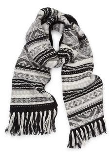 rag & bone Annalise Wool & Cashmere Scarf