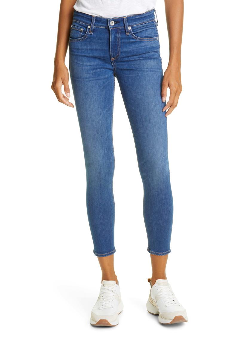 rag & bone Cate Ankle Skinny Jeans (Cliff)
