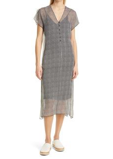rag & bone Daven Silk Blend Dress