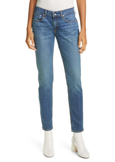 rag & bone Dre Low Rise Slim Boyfriend Jeans (Bellview)