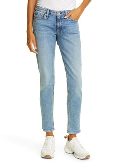 rag & bone Dre Slim Boyfriend Jeans (Edge Cliff)
