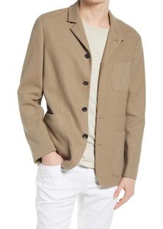 rag & bone Parker Cotton & Linen Blend Blazer