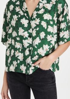 Rag & Bone Reed Floral Shirt