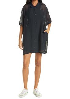 rag & bone Reed Silk Shirtdress