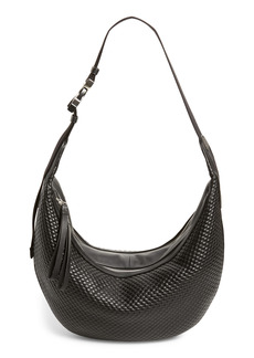 rag & bone Riser Leather Hobo