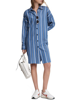 rag & bone Sandra Stripe Shirtdress
