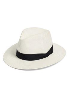 rag & bone Straw Panama Hat