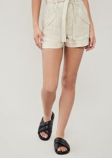 Rag & Bone Striped Cargo Shorts