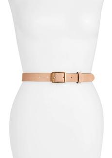 rag & bone Woven Leather Belt