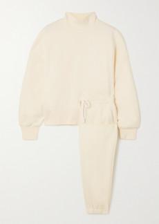 Rails Blaire Cotton-blend Jersey Sweatshirt And Track Pants Set