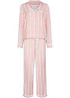 Rails striped two-piece pajama set