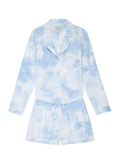 Rails Kellen Tie-Dye Pajama Short Set