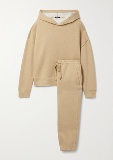 Rails Nico Kingston Cotton-blend Jersey Hoodie And Track Pants Set