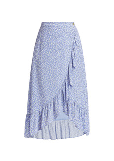 Rails Nova Midi Wrap Skirt