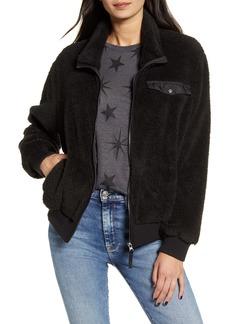 Rails Austin Fleece Zip Front Jacket