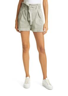 Rails Belle Paperbag Tie Waist Denim Shorts