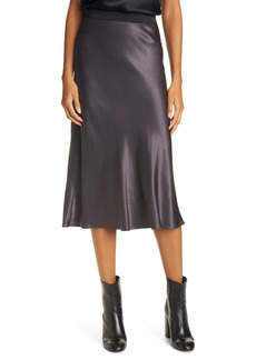 Rails Berlin Satin Midi Skirt