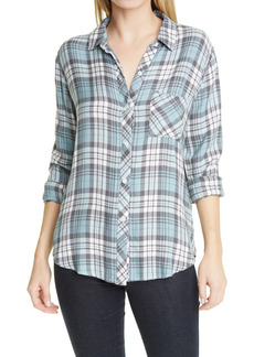 Rails Hunter Plaid Long Sleeve Flannel Shirt