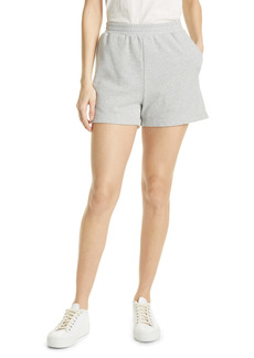 Rails Jane Cotton Blend Fleece Shorts