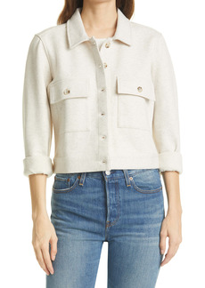 Rails Steffi Heathered Shirt Jacket