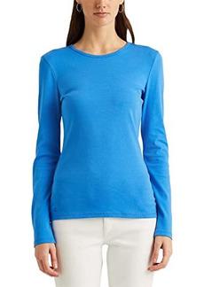 Ralph Lauren Cotton-Blend Long Sleeve Top