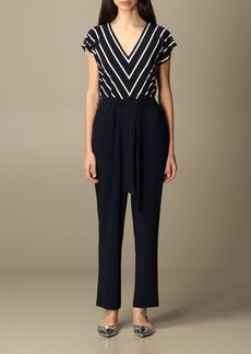 Lauren Ralph Lauren Dress Long Lauren Ralph Lauren Striped Jumpsuit