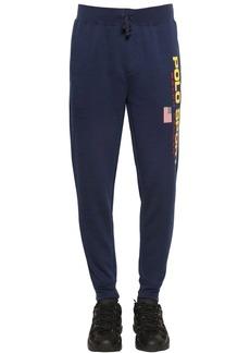 Ralph Lauren Polo Neon Logo Printed Pants